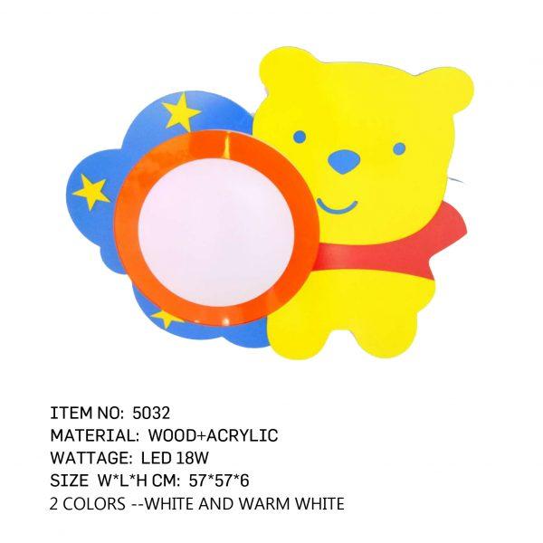 5032-Teddy - Yellow