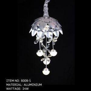 6009-S- Silver Patels