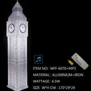 WFF - 6070 + MP3