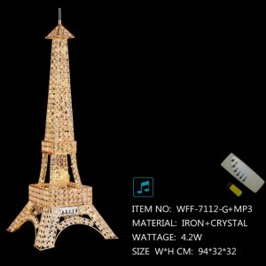 WFF - 7112 - G + MP3