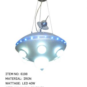 6198 - Spaceship