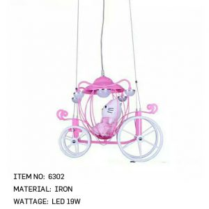 6302-Pink Cycle