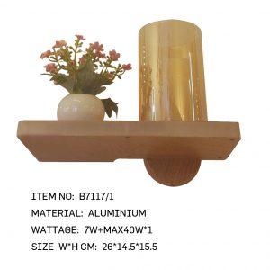 B7117-1 - Wall Table 1
