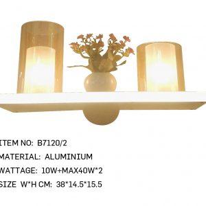B7120-2- wall table