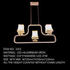 1015- 3 Royal Lamp Box