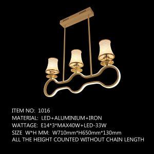 1016 - 3 Royal Lamp Wave
