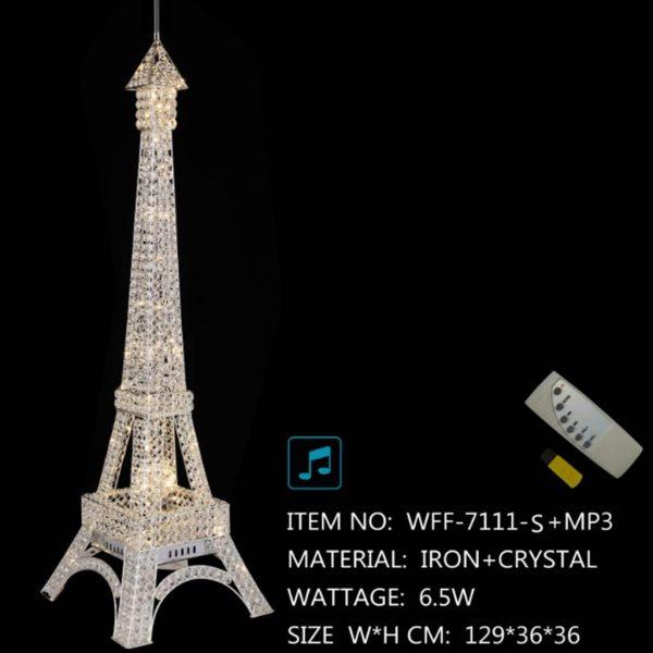 WFF - 7111 - S + MP3