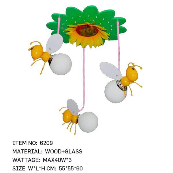 6209 - HoneyBee