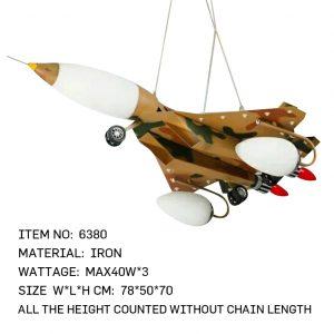 6380 - Jet Plane