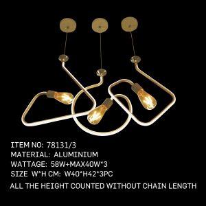 78131-3 - Twisted Bulbs 3