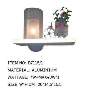 B7115-1 - Wall Lamp