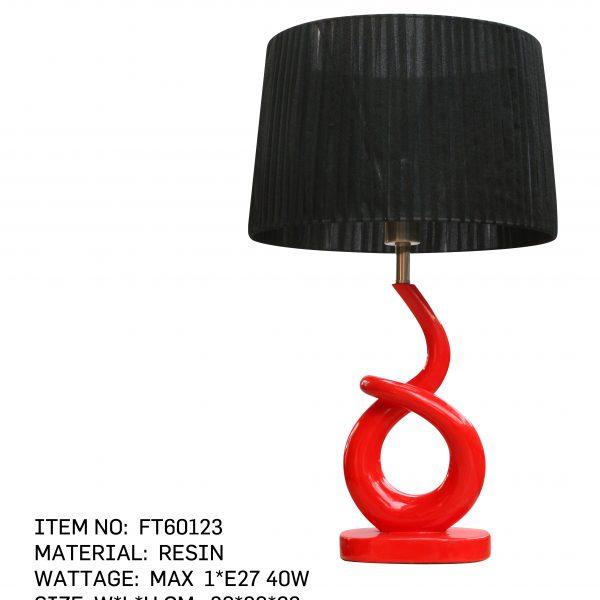 FT60123 - Red Bottom
