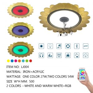 LJ004 - Golden Wheel